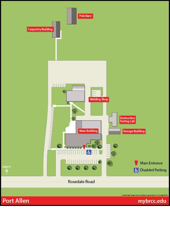 Port Allen Site