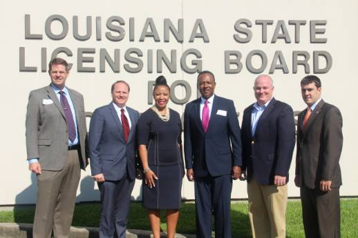 the Louisiana State Licensing Board for Contractors' Education