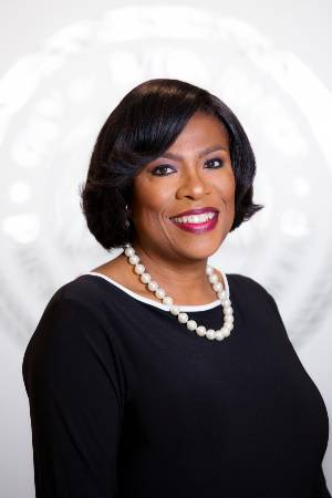 Mayor Sharon Weston Broome
