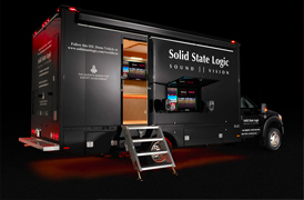 Entertainment Technology with SSL Mobile Production Bus