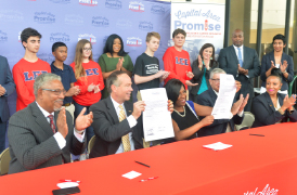 College leaders, EBR superintendent to share updates on the Capital Area Promise, Sept. 18