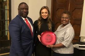 BRCC congratulates our 2020 Unsung Hero award recipient