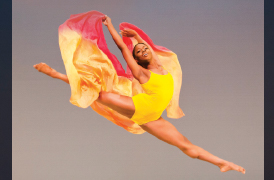 BRCC Foundation presents: Chancellor's Evening with Ailey II