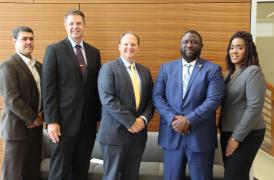 Baton Rouge Community College receives $90,000 donation to benefit its Construction Management program