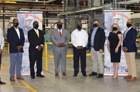BRCC Process Technology program receives generous donation from Formosa Plastics