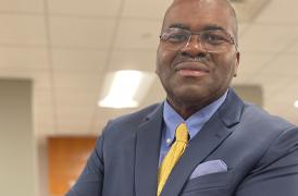 Faculty Friday - Dr. Dewayne Logan