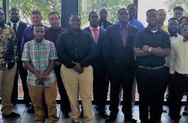 BRCC, Praxair celebrate third cohort of Skills Pipeline graduates