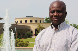 BRCC's Magnolia Library to host Book Talk featuring Dr. A. Ikanga Tchomba