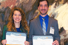 BRCC students receive national awards for neuroscience research