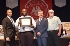North Baton Rouge Industrial Training Initiative Graduates Sixth Class