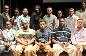 BRCC and Praxair, Inc. celebrate 2017 Praxair Skills Pipeline graduates with ceremony