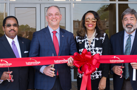 BRCC and partners cut ribbon on state-of-the-art   Automotive Training Center