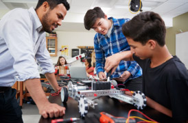 BRCC to host Mini STEM Camp on Oct. 5 with partners United States Naval Academy and Scholars Laboratory
