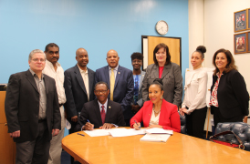 Southern University and BRCC Sign Articulation Agreement for STEM Programs