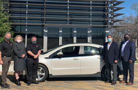 BRCC receives vehicle donation from All Star Automotive Group for outreach and recruitment
